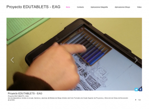 Tratamiento de la documentación gráfica en la presentación de proyectos. Módulo de Dibujo Artístico – PDOD en la EAG